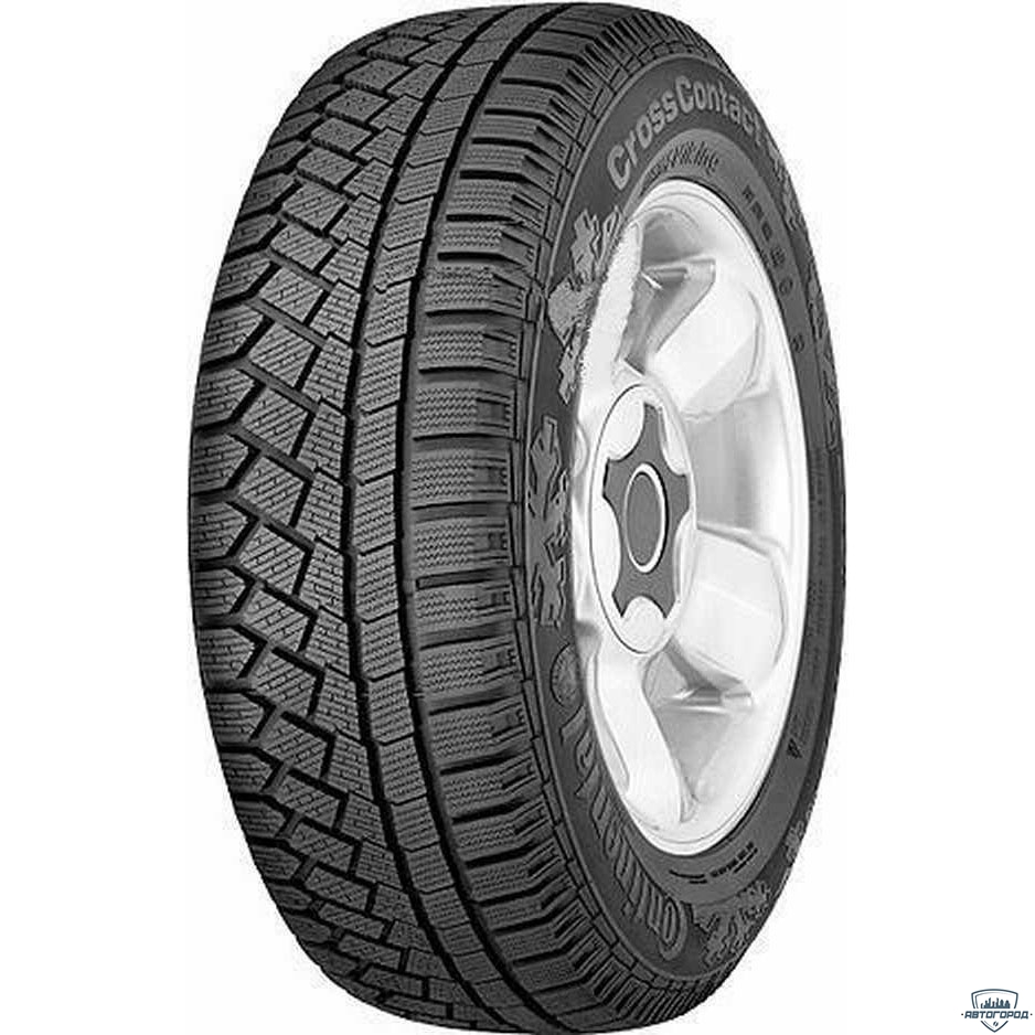 Шины Continental ContiCrossContact Viking 215/70R16 100Q