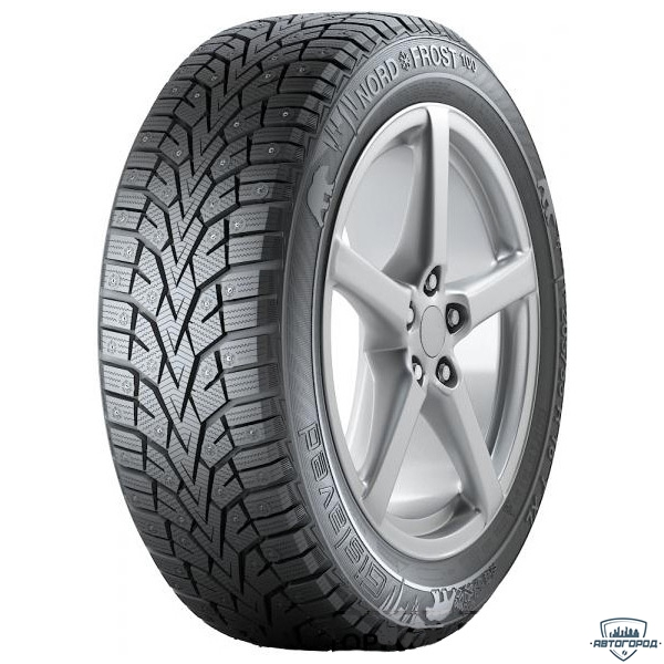 Зимние шины Gislaved Nord Frost 100 CD 235/45 R17 97T