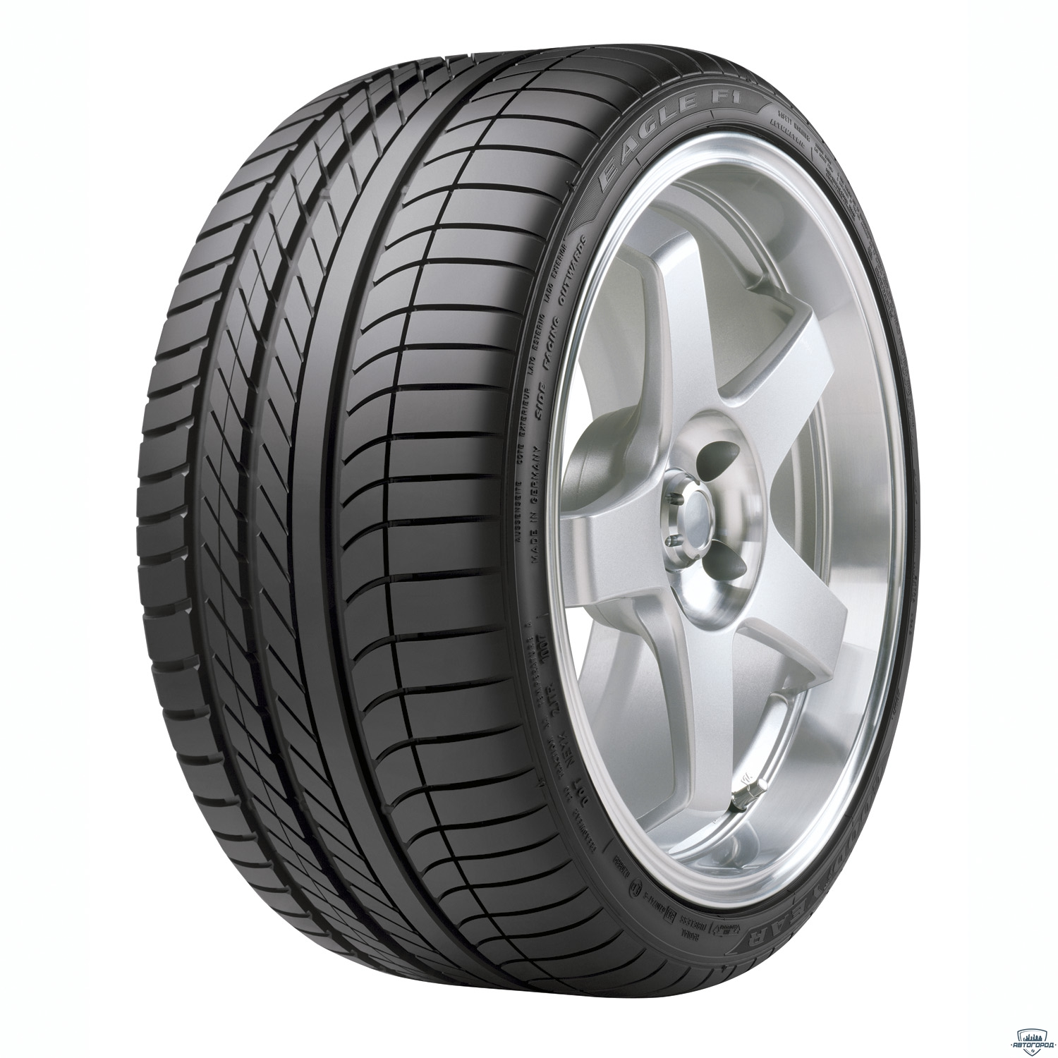 Шины Goodyear Eagle F1 Asymmetric SUV 275/45R20 110Y XL AO